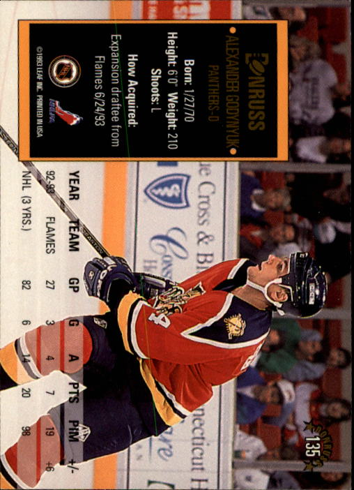 1993-94-Donruss-Hockey-Cards-1-250-Pick-From-List thumbnail 271