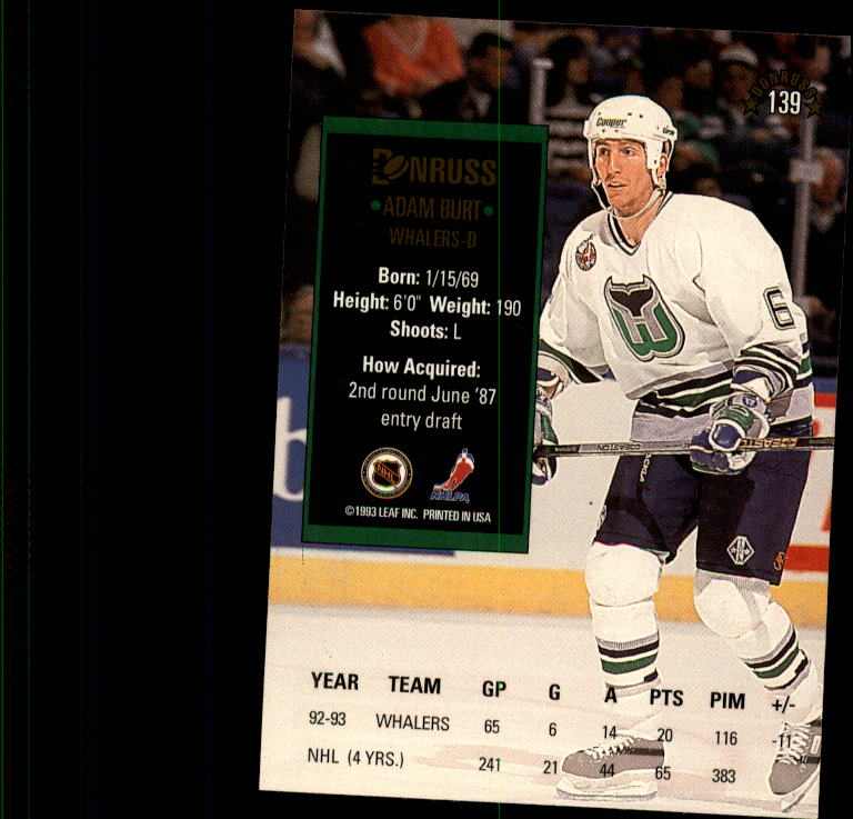 1993-94-Donruss-Hockey-Cards-1-250-Pick-From-List thumbnail 279