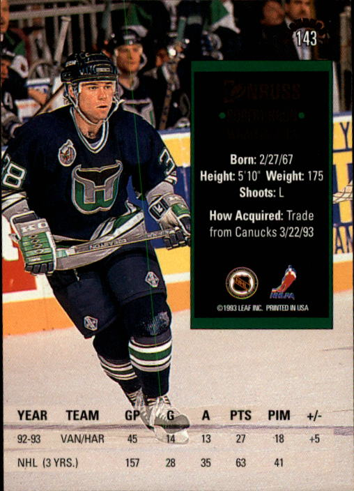 1993-94-Donruss-Hockey-Cards-1-250-Pick-From-List thumbnail 287