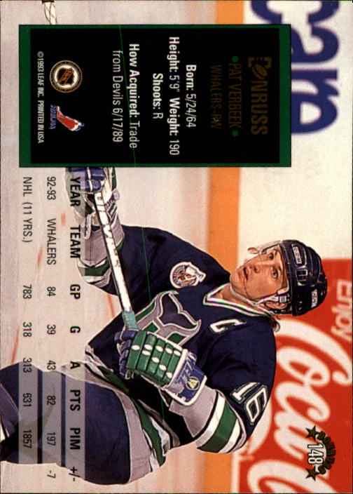 1993-94-Donruss-Hockey-Cards-1-250-Pick-From-List thumbnail 297