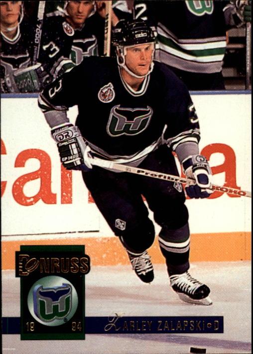 1993-94 Donruss #149 Zarley Zalapski