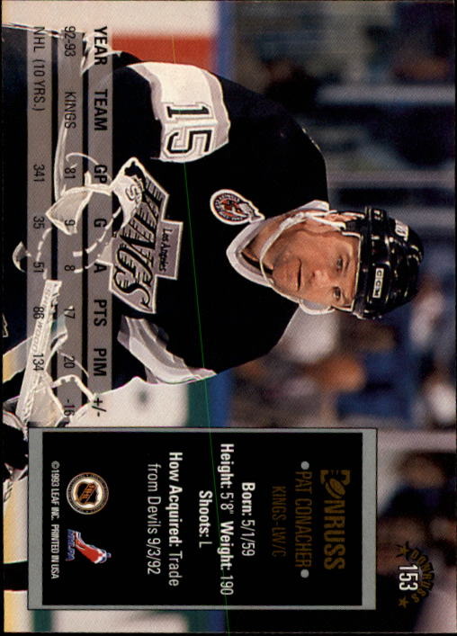 1993-94-Donruss-Hockey-Cards-1-250-Pick-From-List thumbnail 307