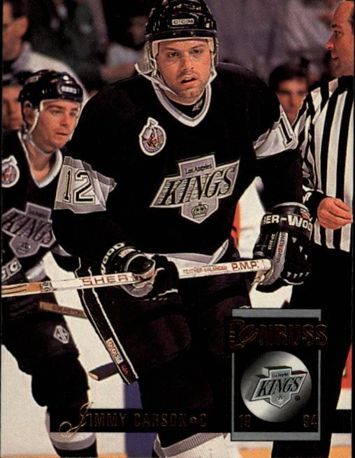 1993-94 Donruss #159 Jimmy Carson