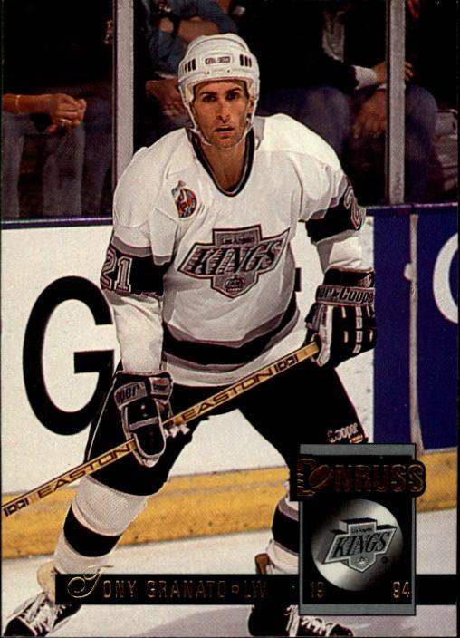 1993-94 Donruss #160 Tony Granato