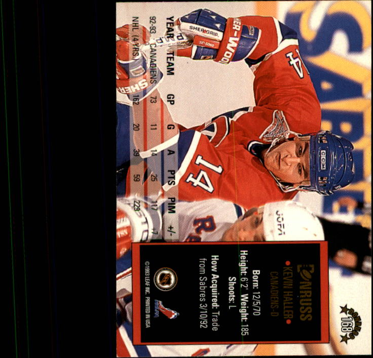 1993-94-Donruss-Hockey-Cards-1-250-Pick-From-List thumbnail 337
