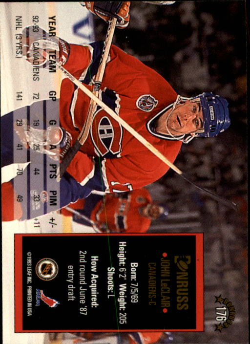 1993-94-Donruss-Hockey-Cards-1-250-Pick-From-List thumbnail 353