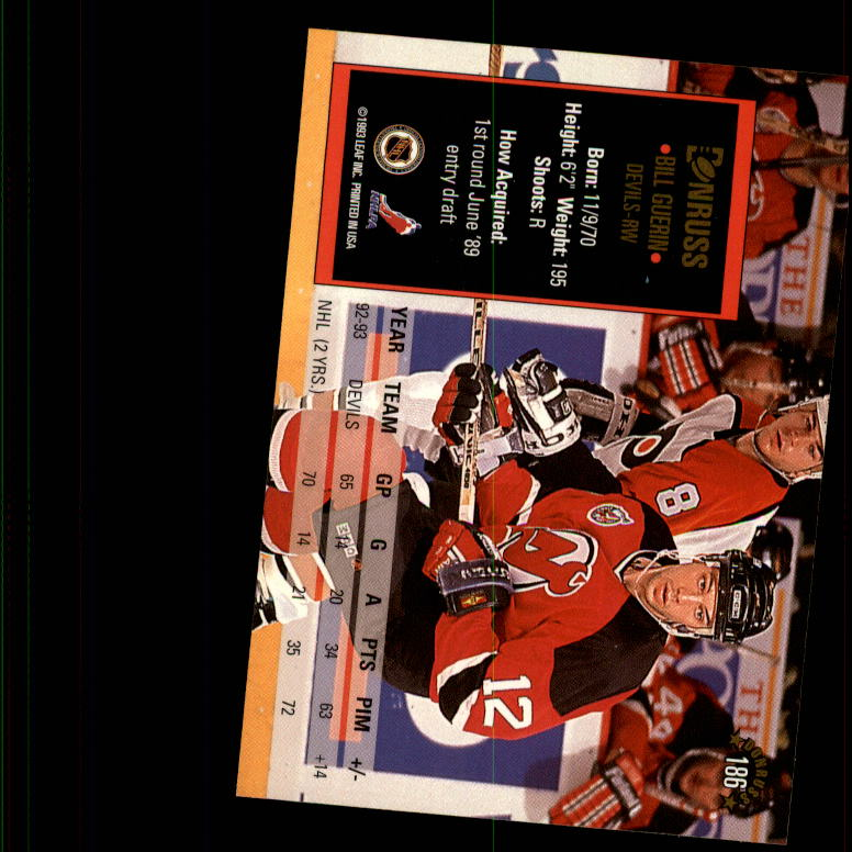1993-94-Donruss-Hockey-Cards-1-250-Pick-From-List thumbnail 373
