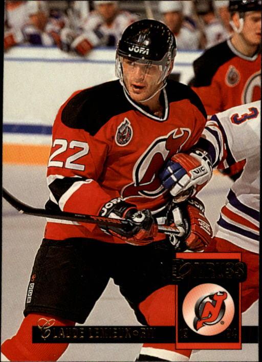 1993-94 Donruss #187 Claude Lemieux