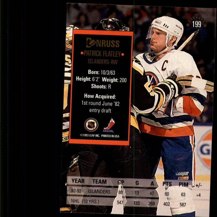 1993-94-Donruss-Hockey-Cards-1-250-Pick-From-List thumbnail 399