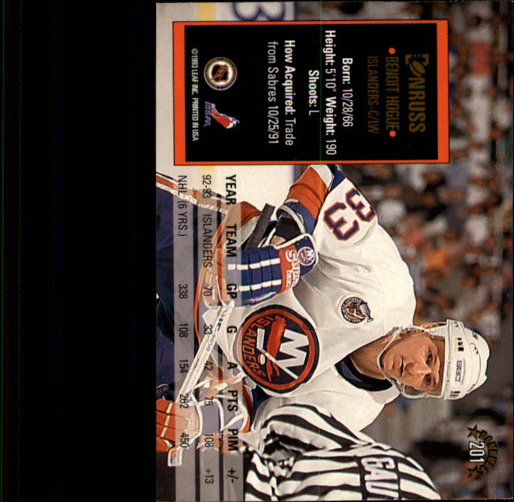 1993-94-Donruss-Hockey-Cards-1-250-Pick-From-List thumbnail 403