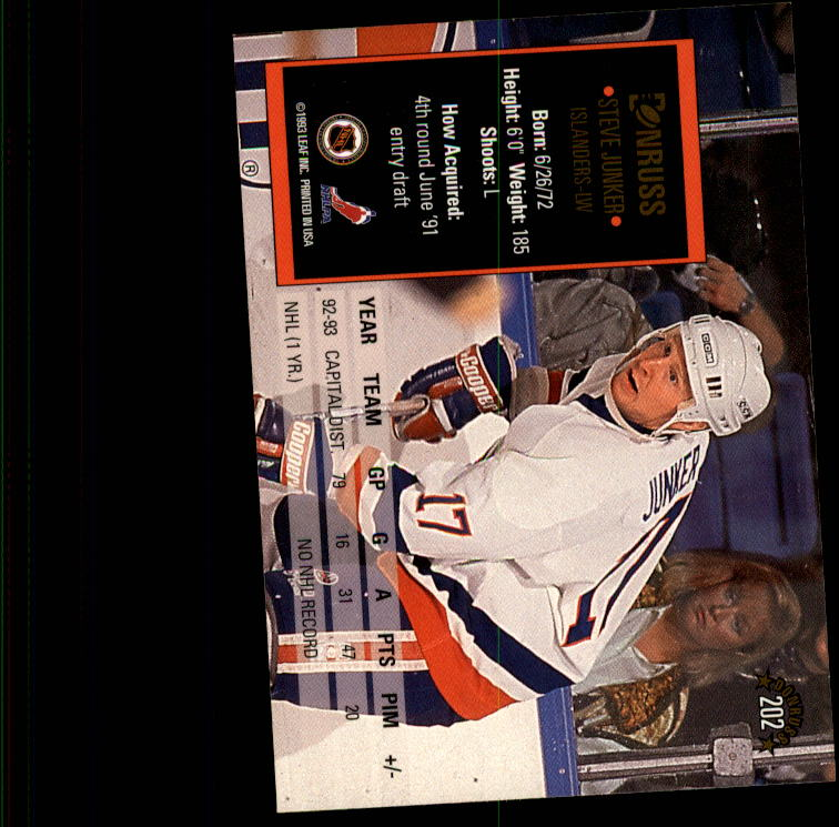 1993-94-Donruss-Hockey-Cards-1-250-Pick-From-List thumbnail 405