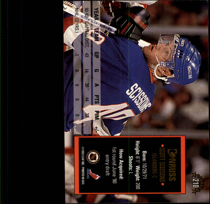 1993-94-Donruss-Hockey-Cards-1-250-Pick-From-List thumbnail 421