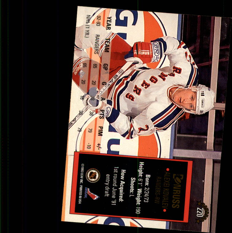 1993-94-Donruss-Hockey-Cards-1-250-Pick-From-List thumbnail 441