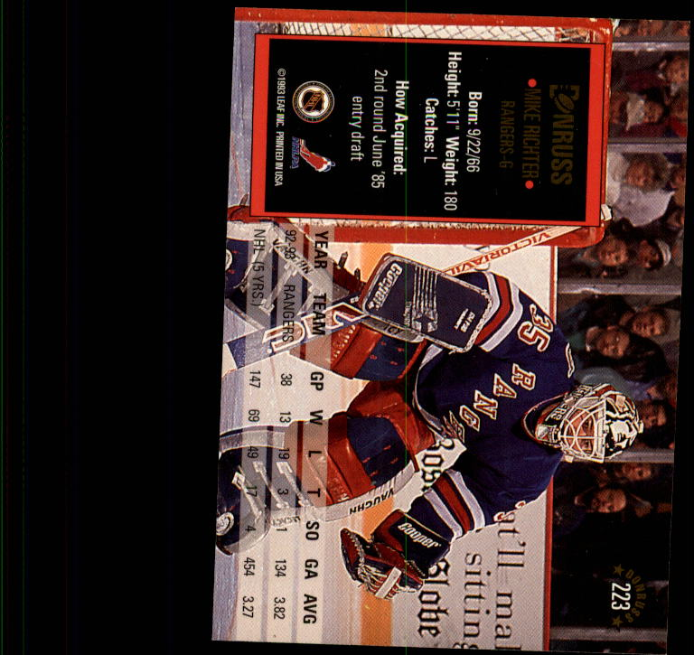 1993-94-Donruss-Hockey-Cards-1-250-Pick-From-List thumbnail 447