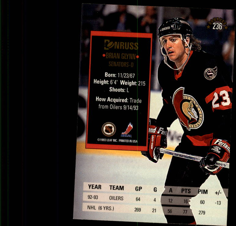 1993-94-Donruss-Hockey-Cards-1-250-Pick-From-List thumbnail 473
