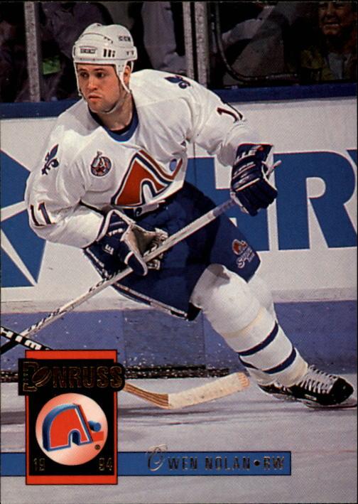1993-94 Donruss #279 Owen Nolan