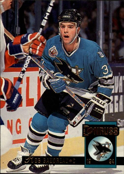 1993-94 Donruss #310 Rob Gaudreau RC