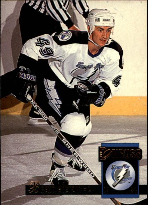 1993-94 Donruss #318 Brent Gretzky RC