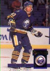 1993-94 Donruss #404 Jason Dawe