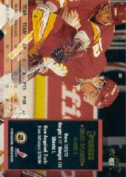 1993-94 Donruss #407 Michael Nylander back image