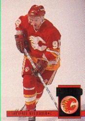 1993-94 Donruss #407 Michael Nylander