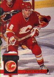 1993-94 Donruss #408 James Patrick