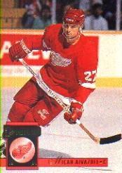 1993-94 Donruss #421 Micah Aivazoff RC