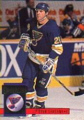1993-94 Donruss #487 Peter Stastny