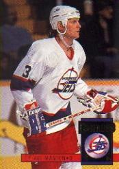 1993-94 Donruss #509 Dave Manson