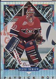 1993-94 Donruss Elite Inserts #9 Patrick Roy