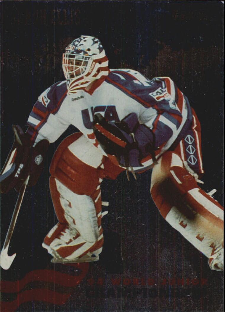 1993-94 Donruss Team USA #6 Aaron Ellis
