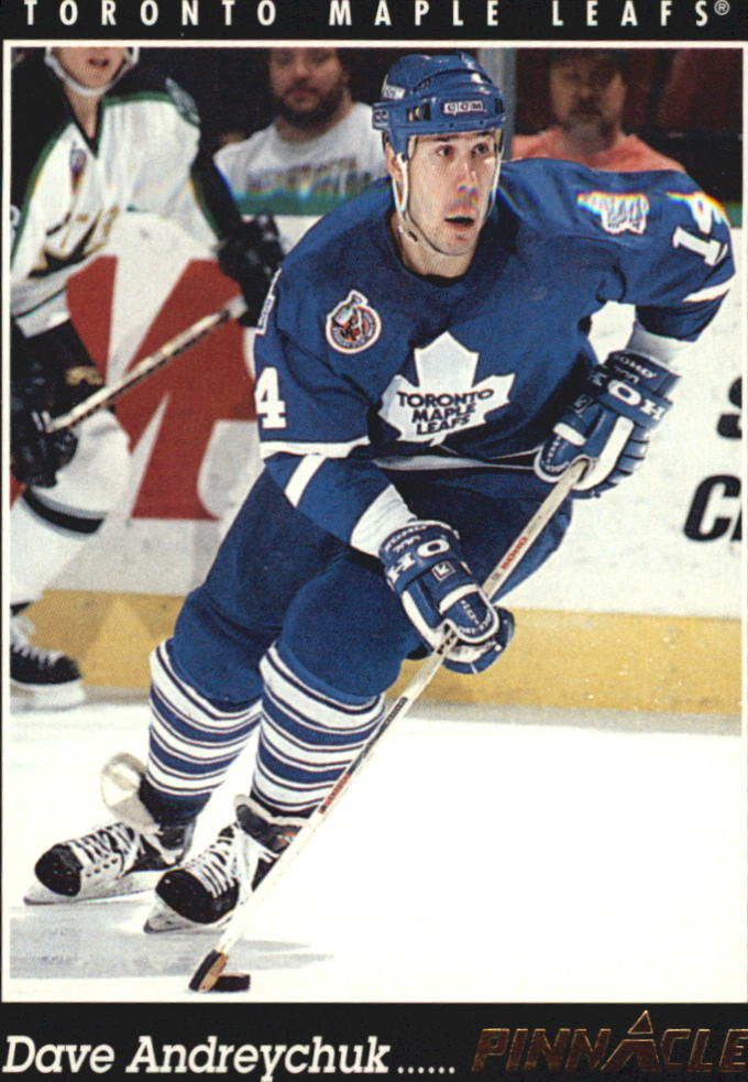 1993-94 Pinnacle #42 Dave Andreychuk