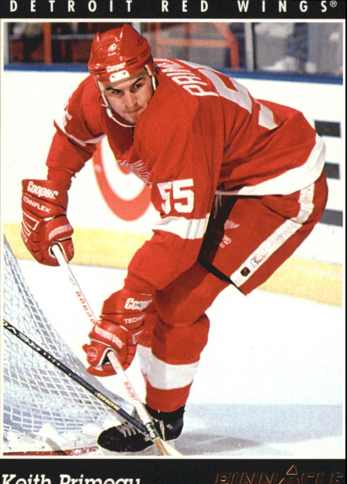 1993-94 Pinnacle  420 Keith Primeau c0e67e5fd