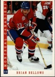 1993-94 Score #4 Brian Bellows
