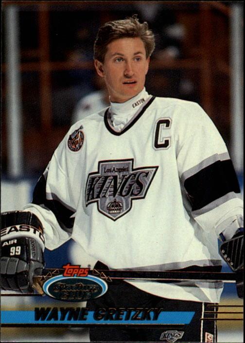 1993-94 Stadium Club #200 Wayne Gretzky
