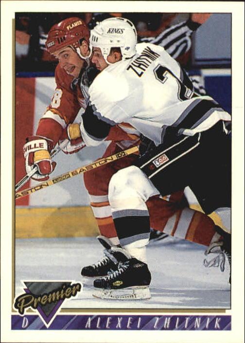 1993-94 Topps Premier #2 Alexei Zhitnik