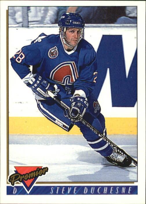 1993-94 Topps Premier #151 Steve Duchesne