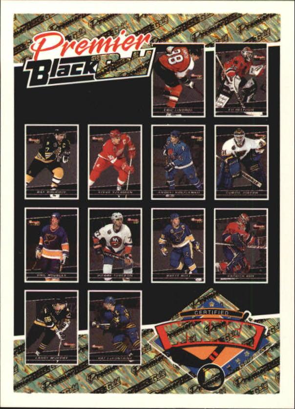 1993-94 Topps Premier Black Gold #B1 Winner B 13-24 EXCH