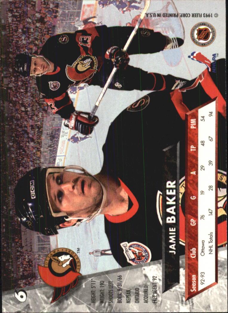 1993-94-Ultra-Hockey-1-250-Your-Choice-GOTBASEBALLCARDS thumbnail 11