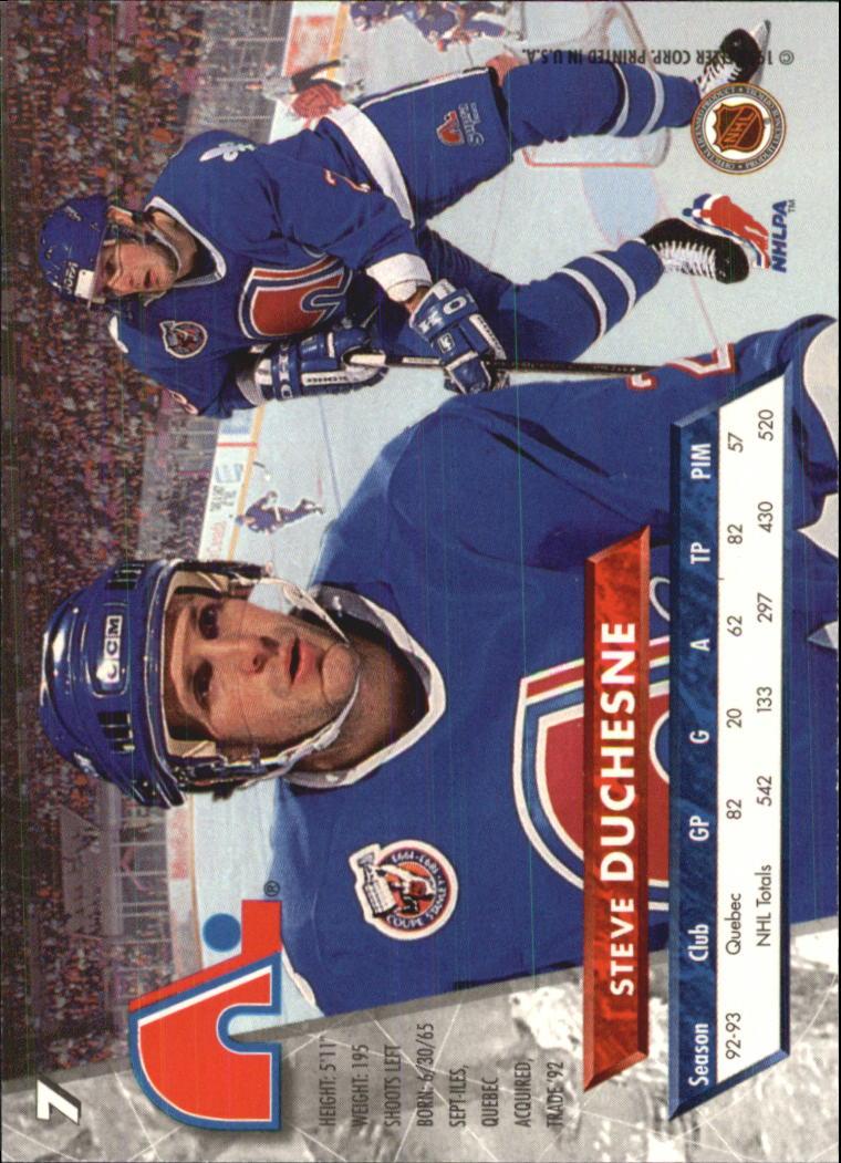 1993-94-Ultra-Hockey-1-250-Your-Choice-GOTBASEBALLCARDS thumbnail 13