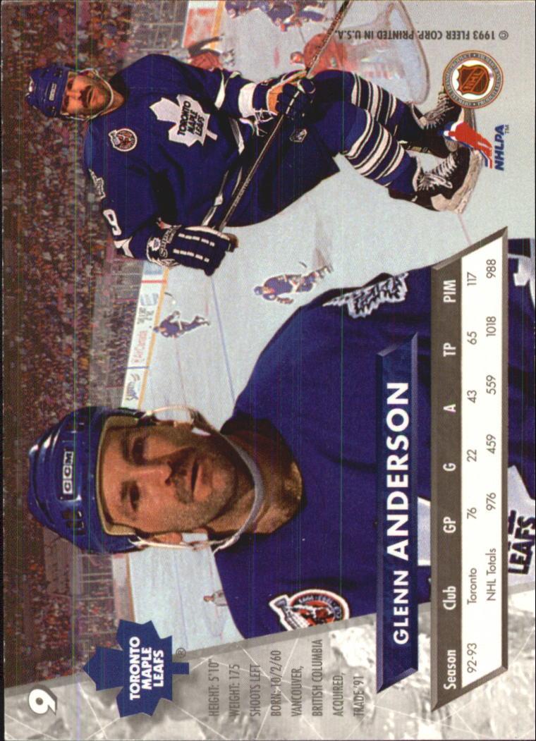 1993-94-Ultra-Hockey-1-250-Your-Choice-GOTBASEBALLCARDS thumbnail 17