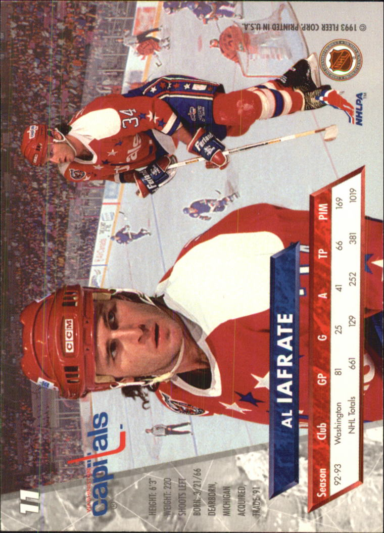 1993-94-Ultra-Hockey-1-250-Your-Choice-GOTBASEBALLCARDS thumbnail 21