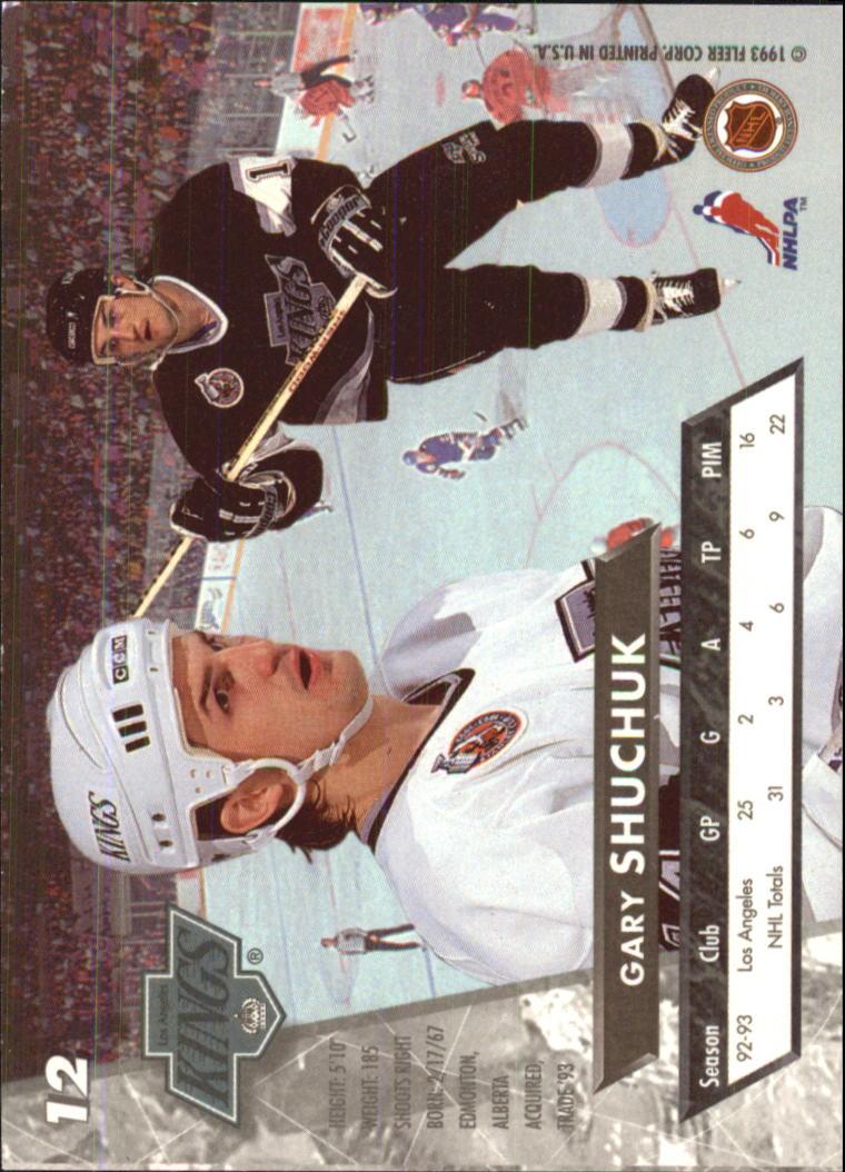 1993-94-Ultra-Hockey-1-250-Your-Choice-GOTBASEBALLCARDS thumbnail 23
