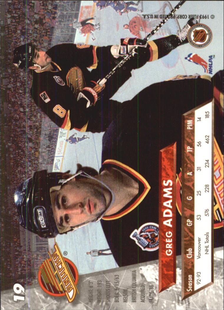 1993-94-Ultra-Hockey-1-250-Your-Choice-GOTBASEBALLCARDS thumbnail 37