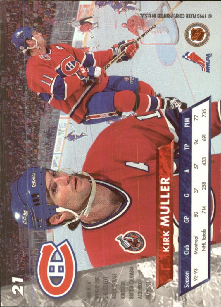1993-94-Ultra-Hockey-1-250-Your-Choice-GOTBASEBALLCARDS thumbnail 41
