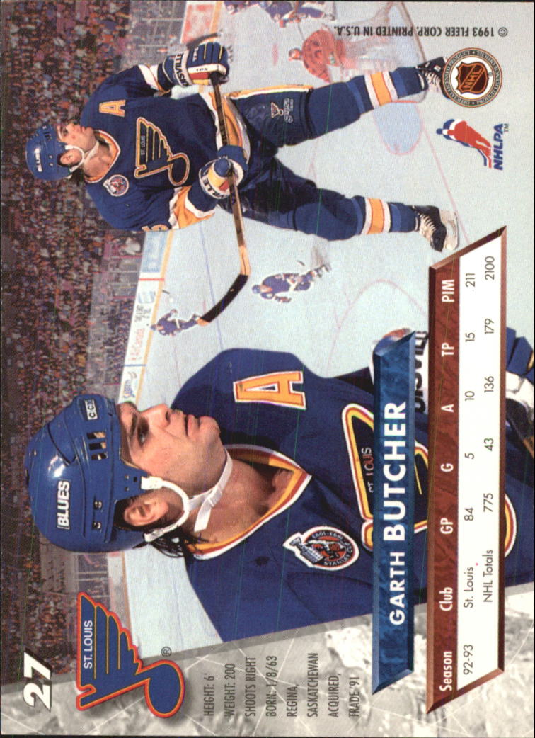 1993-94-Ultra-Hockey-1-250-Your-Choice-GOTBASEBALLCARDS thumbnail 53
