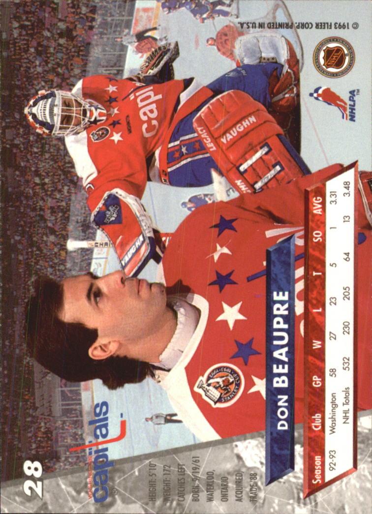 1993-94-Ultra-Hockey-1-250-Your-Choice-GOTBASEBALLCARDS thumbnail 55
