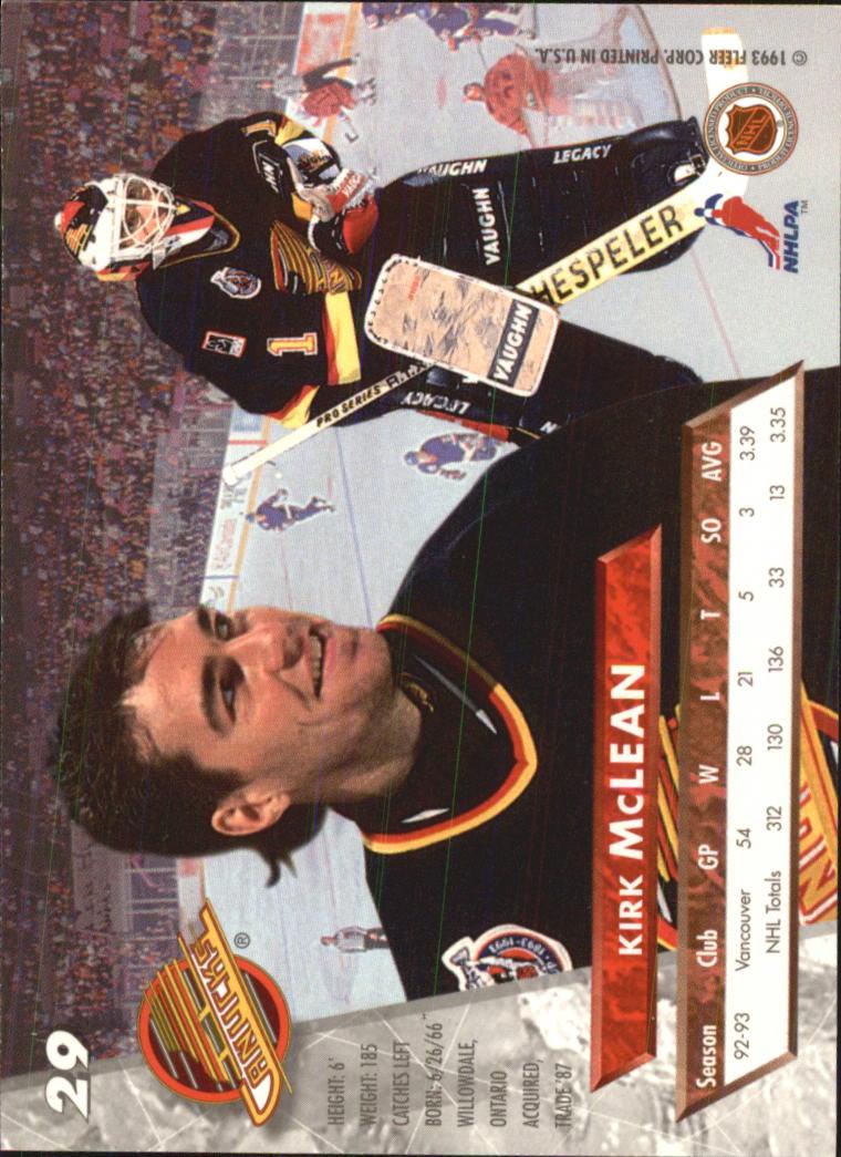 1993-94-Ultra-Hockey-1-250-Your-Choice-GOTBASEBALLCARDS thumbnail 57
