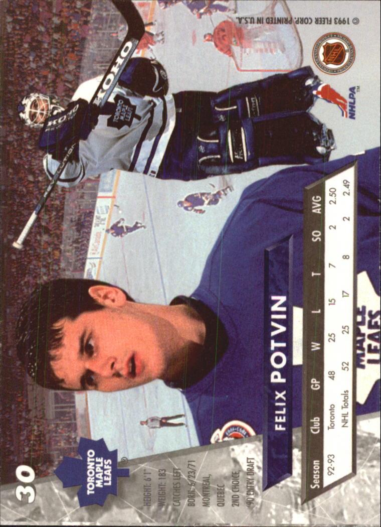 1993-94-Ultra-Hockey-1-250-Your-Choice-GOTBASEBALLCARDS thumbnail 59