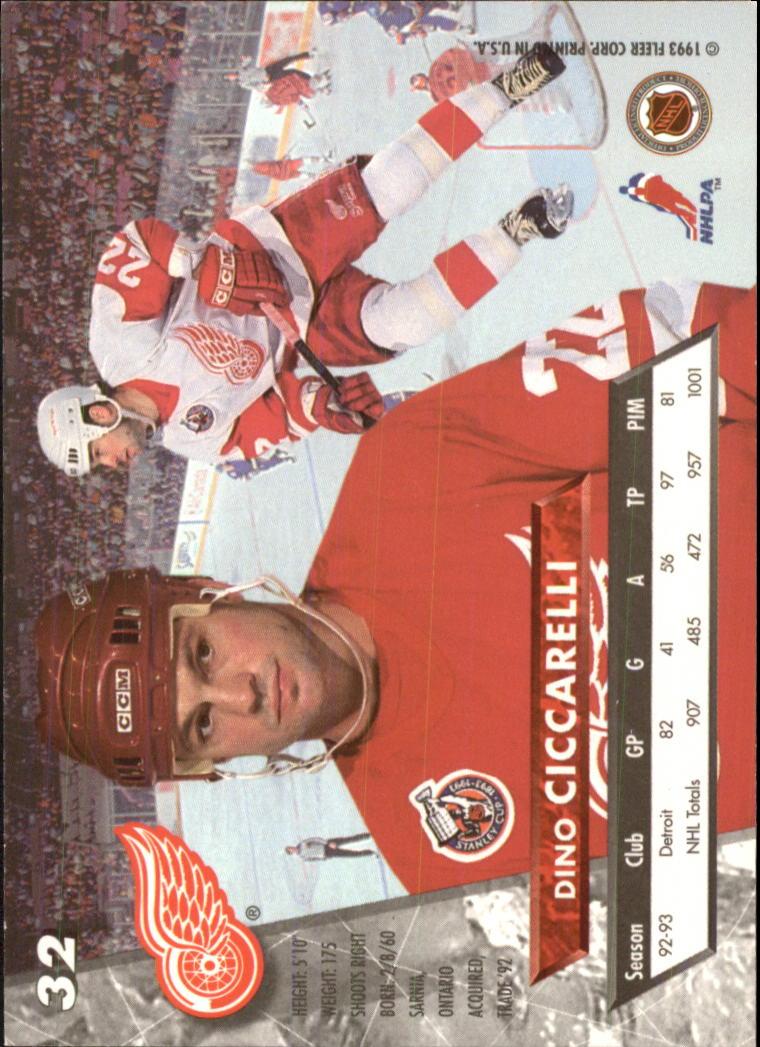 1993-94-Ultra-Hockey-1-250-Your-Choice-GOTBASEBALLCARDS thumbnail 63
